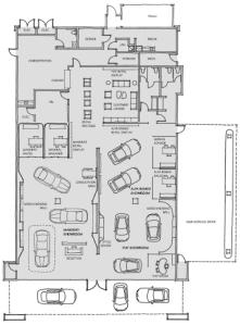 Interior building concept