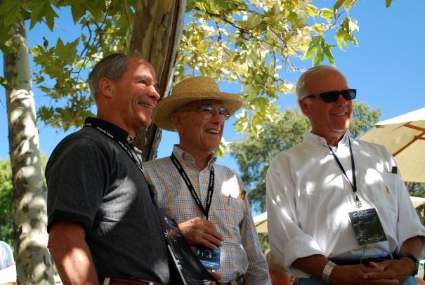 Roger, Rick Jr. and Rick Sr.